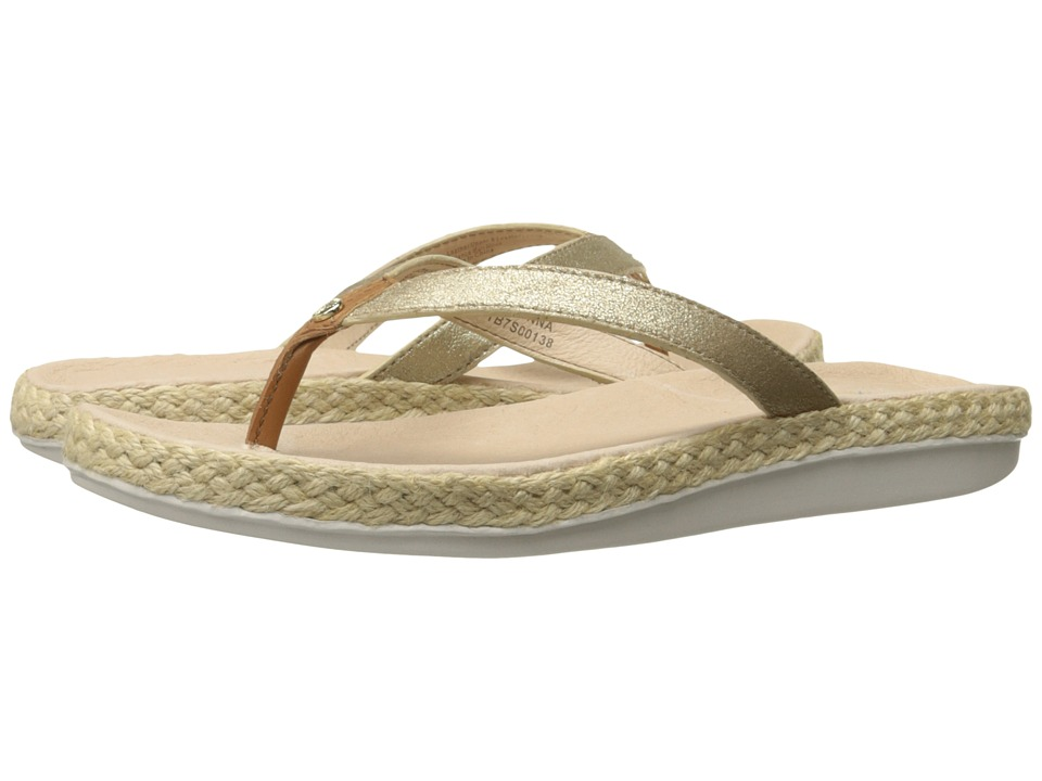 Tommy Bahama Relaxology(r) Ionna (Gold Dust 2) Women