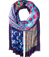 Kate Spade New York - Tangier Floral Silk Oblong Scarf