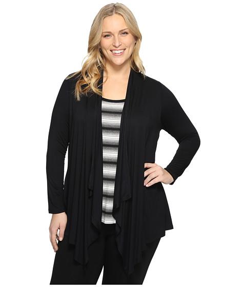 Karen Kane Plus Plus Size Tank Cardigan Combo