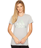 adidas - Badge Of Sport Aqua Pearl Tee