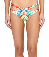 Luli Fama - Wild Heart Split Side Cheeky Reversible Bottoms