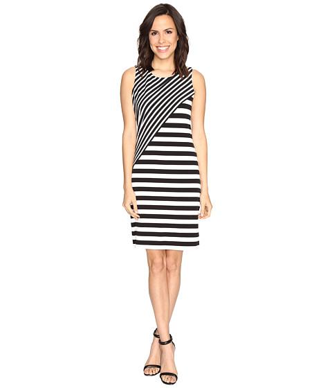 Calvin Klein Striped Combo Dress