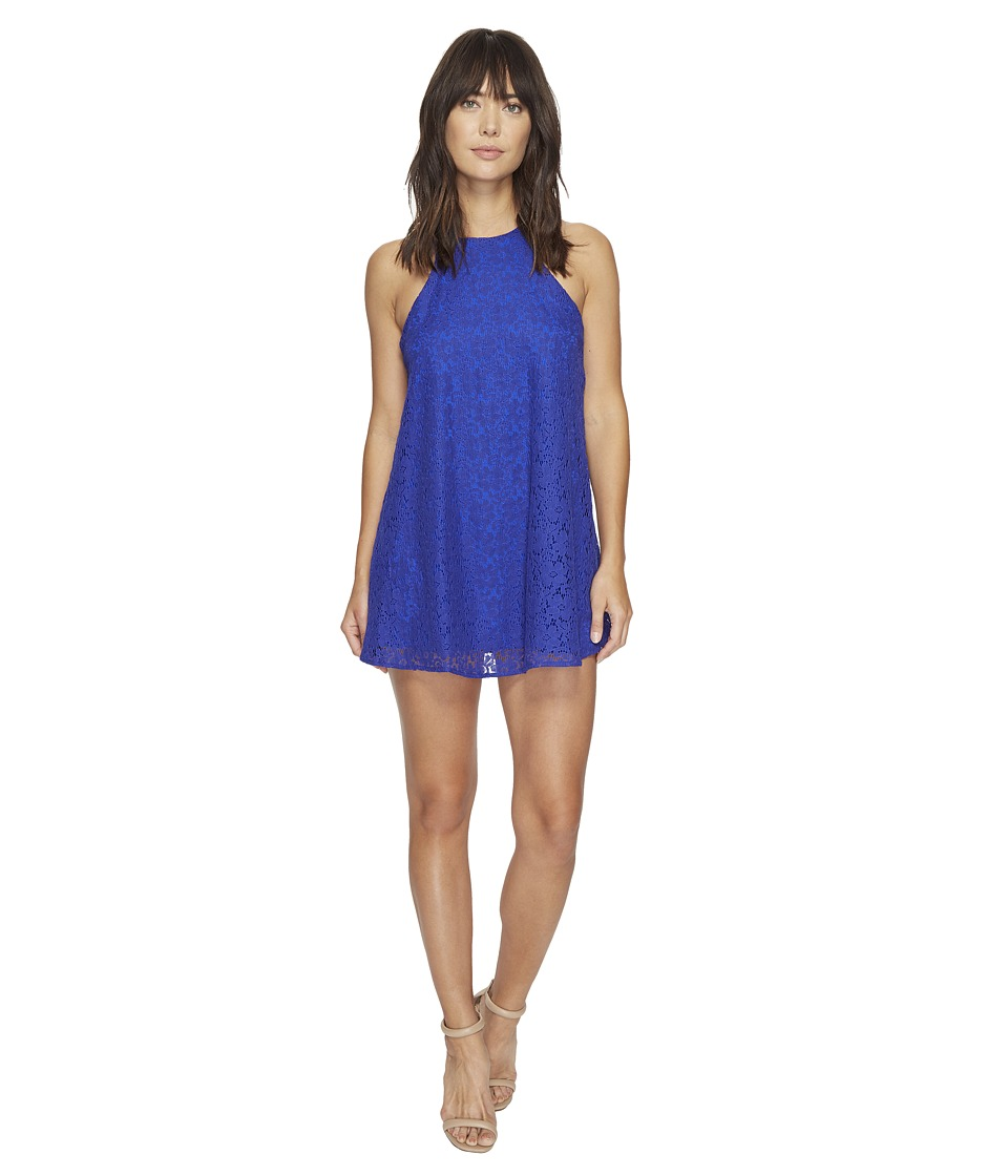 Lucy Love Charlie Dress (Sapphire) Women