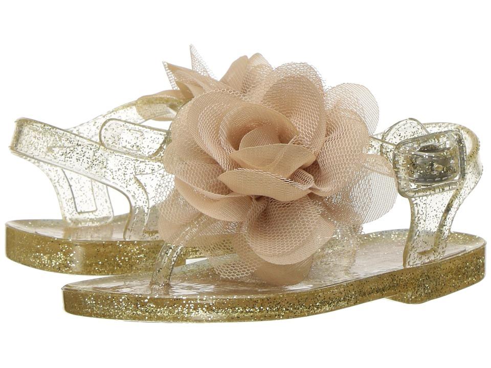 Baby Deer - Glitter Jelly Thong Sandal