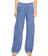 XCVI - Monte Carlo Linen Pants