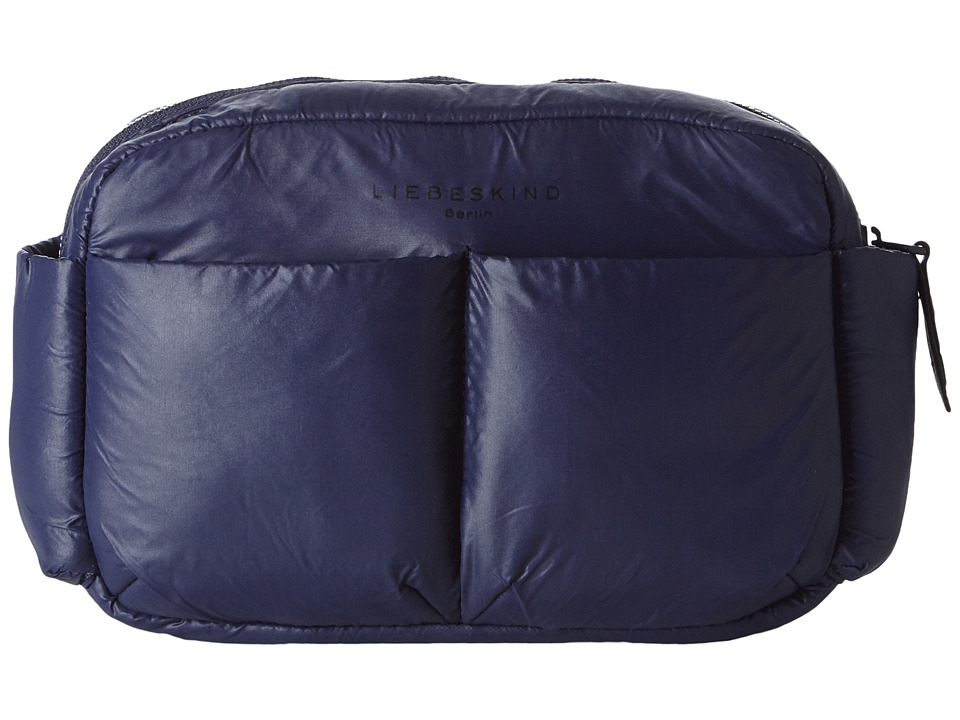 Liebeskind Inner W (Midnight Blue) Cosmetic Case