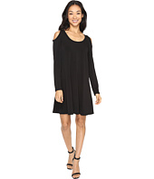 Karen Kane - Cold Shoulder Trapeze Dress