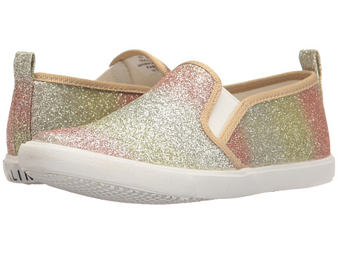Amiana 6-A0864 (Toddler/Little Kid/Big Kid/Adult) - Gold Ombre Glitter