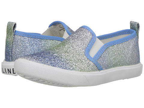 Amiana 6-A0864 (Toddler/Little Kid/Big Kid/Adult) - Blue Ombre Glitter