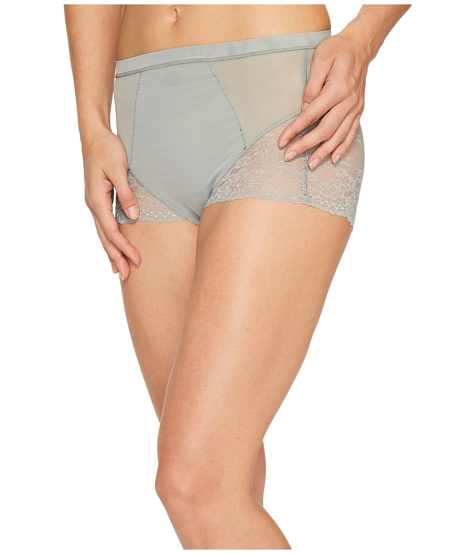 Spanx Spotlight On Lace Brief (Classic Grey) Women's Unde...