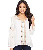 Tolani - Patricia Embroidered Blouse