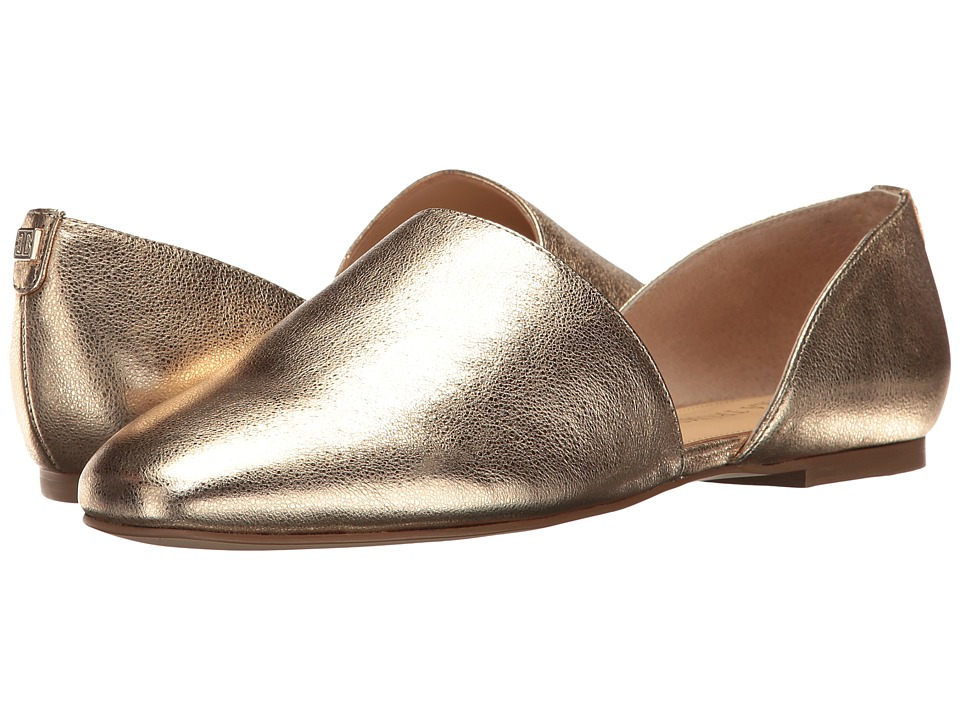 Ivanka Trump Euma (Gold Leather/Soko Wash) Women