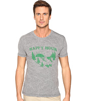 The Original Retro Brand - Happy Hour Short Sleeve Tri-Blend Tee