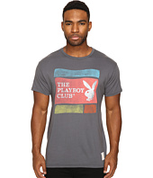 The Original Retro Brand - Vintage Cotton Short Sleeve Playboy Tee