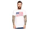 The Original Retro Brand American Flag Short Sleeve Slub Tee