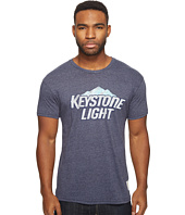 The Original Retro Brand - Keystone Light Short Sleeve Tri-Blend Tee