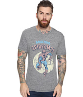 The Original Retro Brand - Spiderman Short Sleeve Tri-Blend Tee