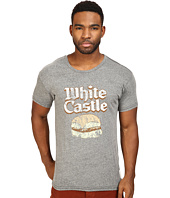 The Original Retro Brand - White Castle Short Sleeve Tri-Blend Tee