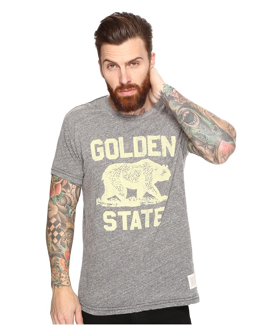 The Original Retro Brand - Golden State Short Sleeve Tri