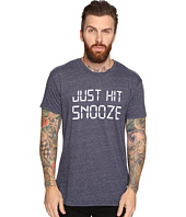 The Original Retro Brand - Just Hit Snooze Tri-Blend Tee
