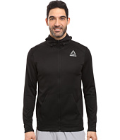 Reebok - Work Poly Fleece Full Zip Hoodie