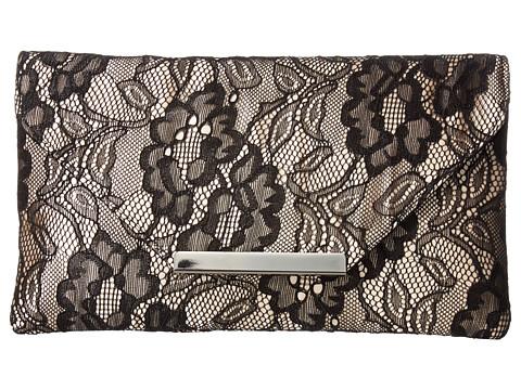 Jessica McClintock Riley Lace Envelope Clutch