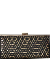 Jessica McClintock - Laura Perforated Framed Clutch