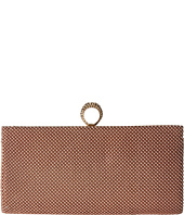 Jessica McClintock - Bailey Mesh Ring Clutch