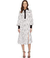 Prabal Gurung - Long Sleeve Polo Dress