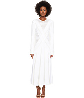 Prabal Gurung - Viscose Knit Long Sleeve Knit Dress
