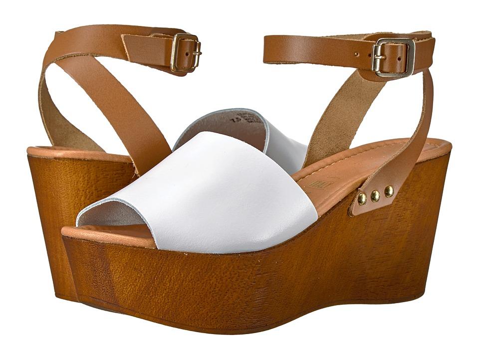 Seychelles Forward (White Leather) Women