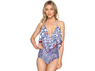 Naughty Girl Ruffle One-Piece