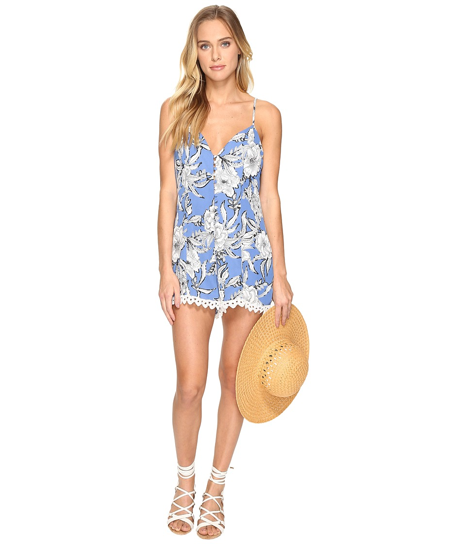 Lovers + Friends Lovers + Friends - Sapphire Romper
