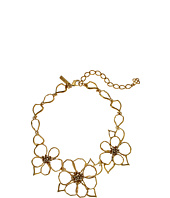 Oscar de la Renta - Flower Necklace