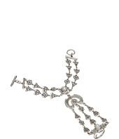 Oscar de la Renta - Ornate Charm Bracelet Ring