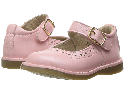 FootMates Heather (Infant/Toddler/Little Kid) - Pink