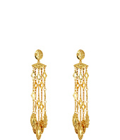 Oscar de la Renta - Diamond Tassel C Earrings