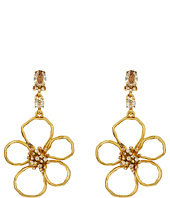 Oscar de la Renta - Flower C Earrings