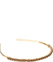 Oscar de la Renta - Round Crystal Headband