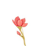 Oscar de la Renta - Magnolia Resin Flower Brooch