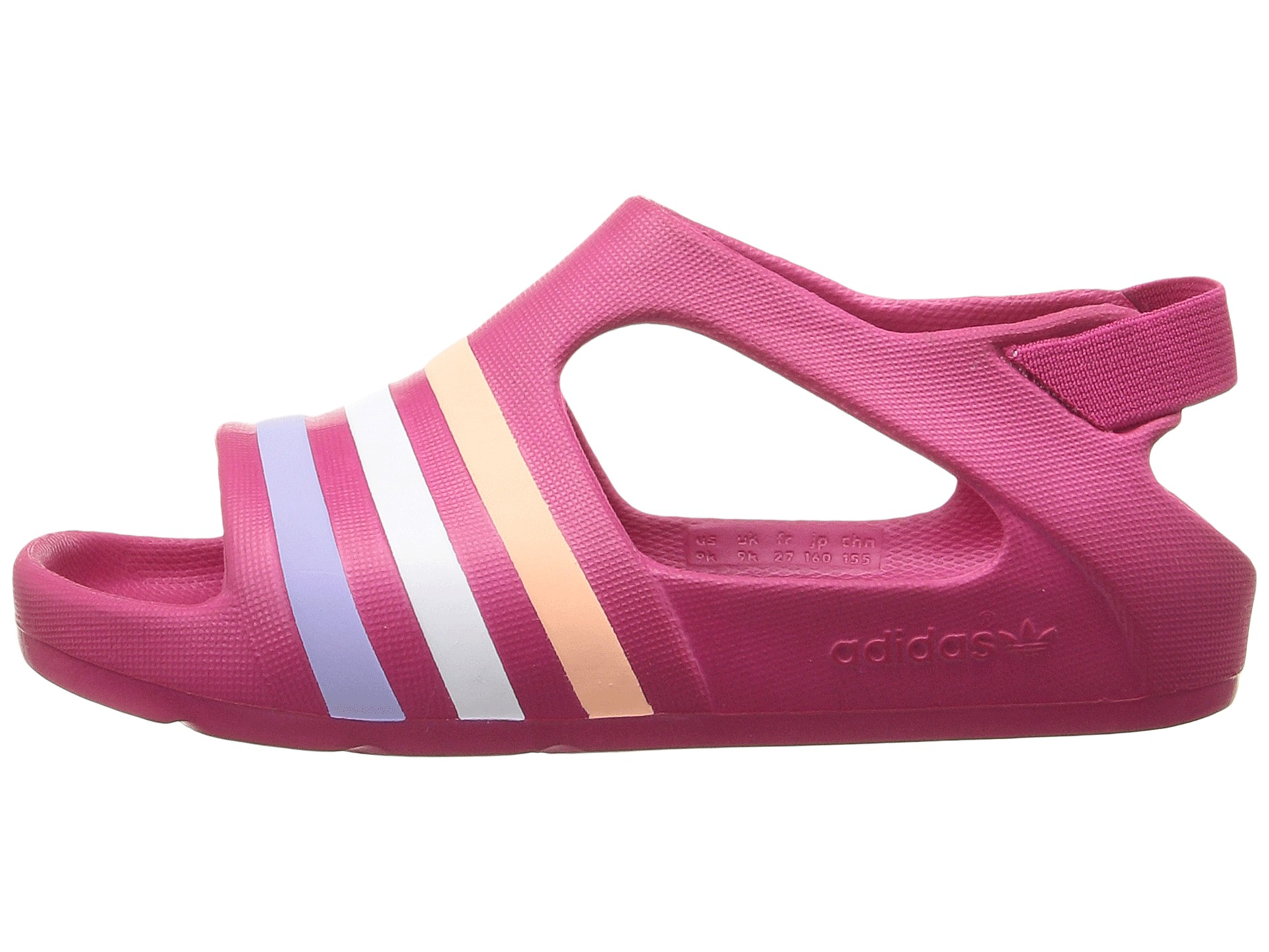 Adidas adilette play toddlers on sale >off55%)