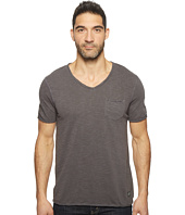 Buffalo David Bitton - Kasim Short Sleeve V-Neck Slub Jersey T-Shirt