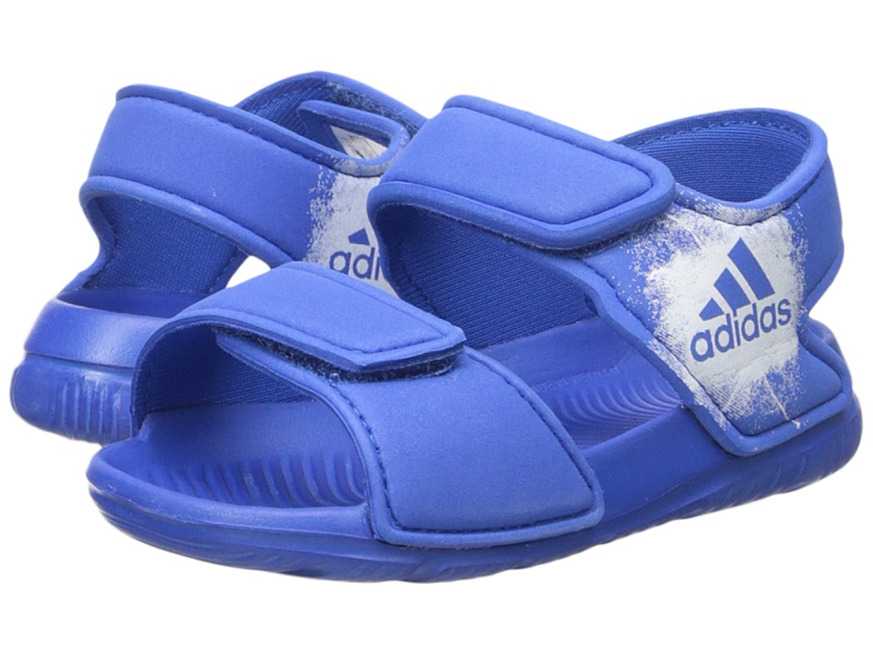 adidas Kids AltaSwim (Infant/Toddler) (Blue/Footwear White) Boys Shoes