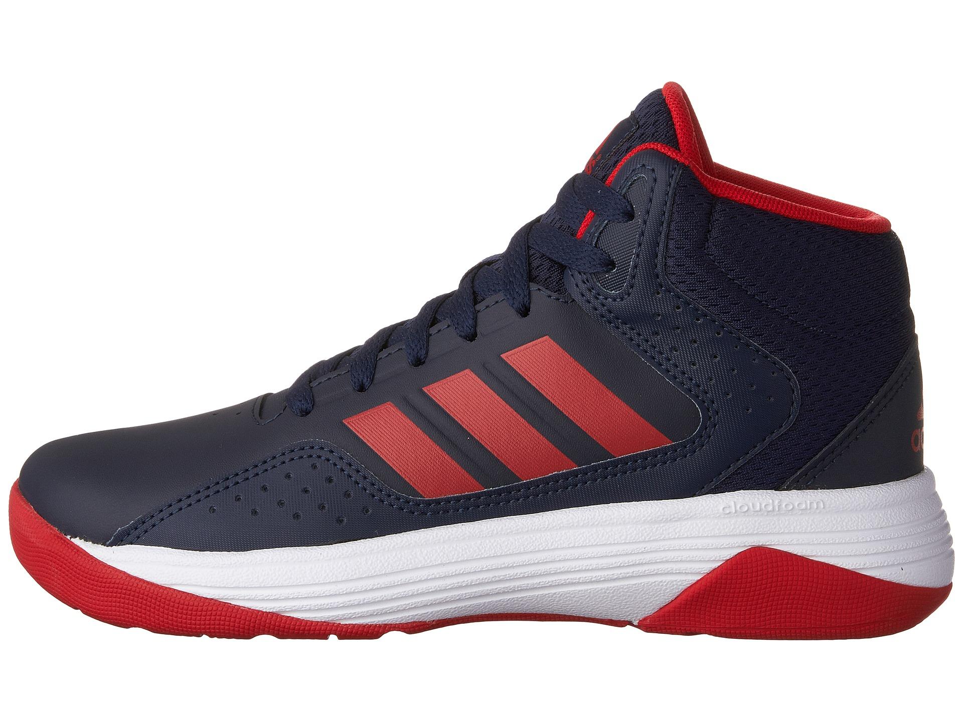 Cloudfoam Ilation Basketball Shoe Wear
