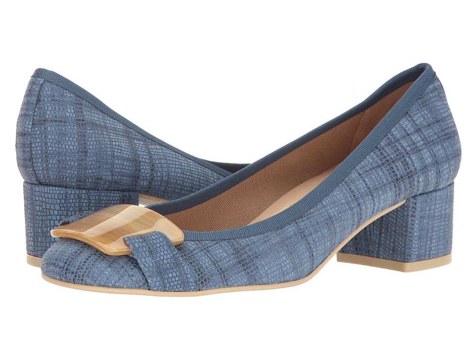French Sole Royal (Jeans Ibiza Printed Leather) Women