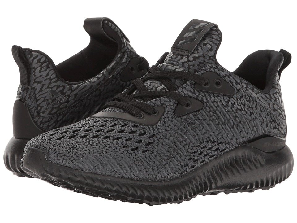 adidas Kids Alpha Bounce Aramis (Big Kid) (Core Black/Utility Black) Kids Shoes
