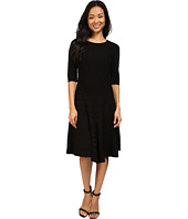 Ivanka Trump - Fit and Flare Sweater Dress