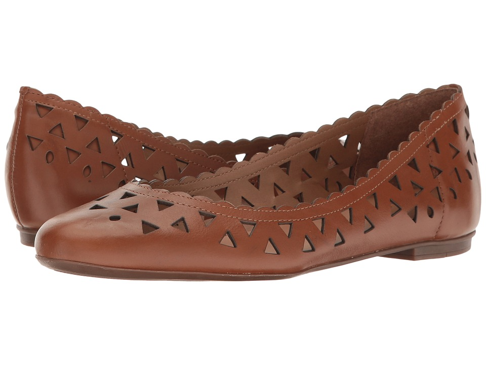 French Sole Valley (Cognac Leather) Women