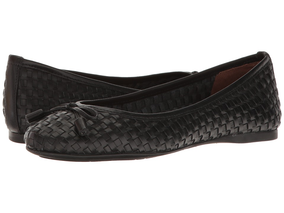 French Sole Vogue (Black Leather) Women