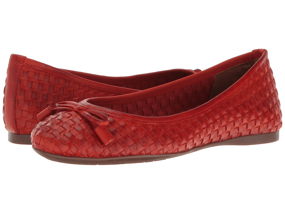 French Sole Vogue (Red Leather) Women